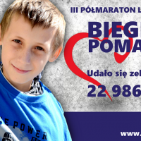 III Półmaraton Lubartowski - podsumowanie zbiórki