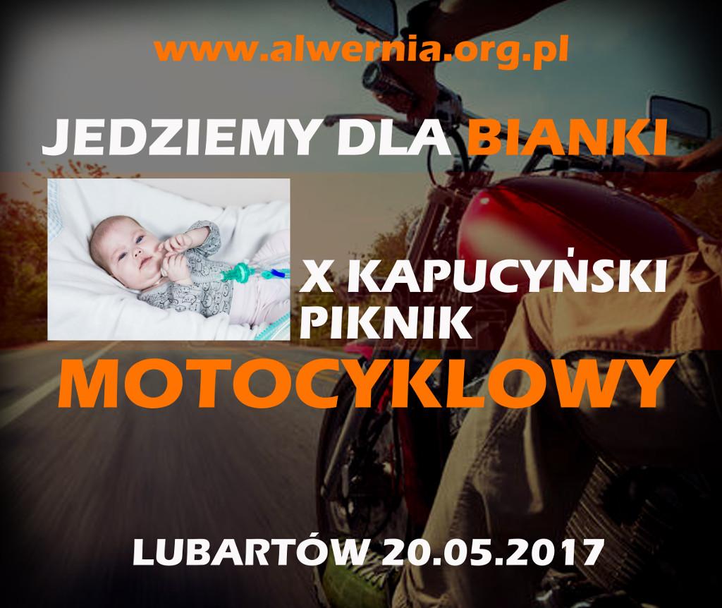 Kapucyński Piknik Motocyklowy 2017