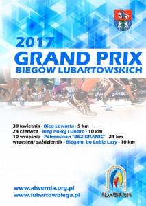 GRAND PRIX Biegów Lubartowskich 2017