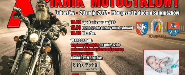 X Kapucyński Piknik Motocyklowy