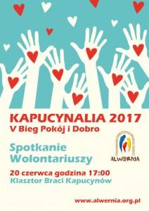 Wolontariat Kapucynalia 2017