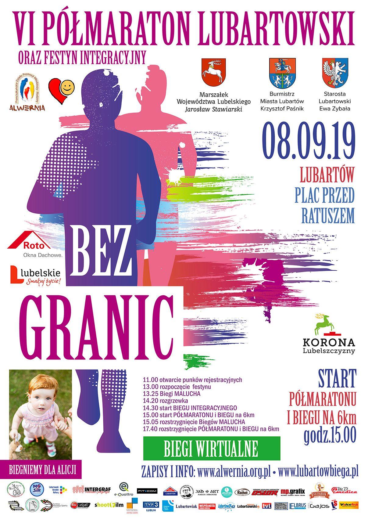 BIEG BEZ GRANIC
