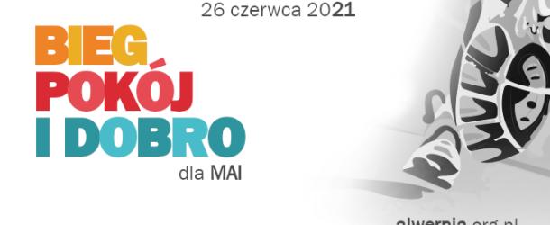 BIEG POKÓJ I DOBRO 2021