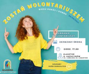 ALWERNIA - zebranie wolontariuszy - 23.06.2021