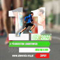 8 Półmaraton BEZ GRANIC_BIEG NA 6KM