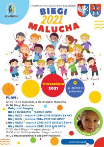 BIEGI MALUCHA 2021